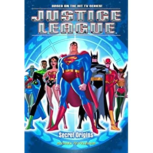 Justice League - Michael Teitelbaum