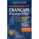 Dictionnaire du francais d'aujourd'hui (French Edition)