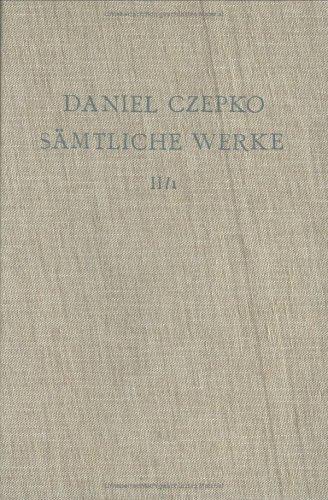 Czepko, Daniel; Szyrocki, Marian; Roloff, Hans-Gert: Sämtliche Werke / Vermischte Gedichte: Tl 1: Lateinische Gedichte: Bd 2/Tl 1