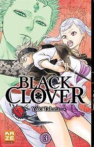 """Afficher """"Black clover n° 3<br /> Rassemblement à la cité royale"""""""