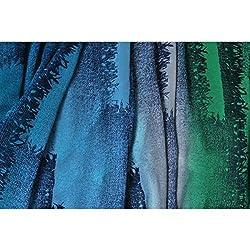 Triveni Faux Georgette Fabrics (TSFP14_Multi)