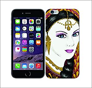 Galaxy Printed 1670 EVIL EYES Eccentricity Hard Cover for Apple iphone 5