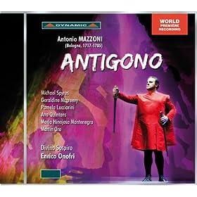 Mazzoni: Antigono