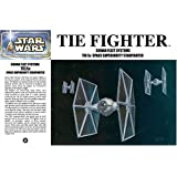 Star Wars TIE Fighter Japanese Collectible 1/72-Scale Model Kit