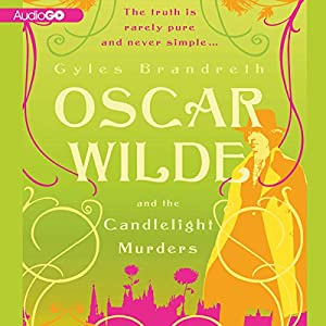 Oscar Wilde and a Death of No Importance Audiobook