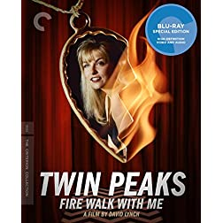 Twin Peaks: Fire Walk with Me [Blu-ray]
