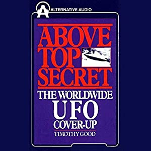 Above Top Secret Audiobook