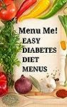 Easy Diabetes Diet Menus & Grocery Sh...