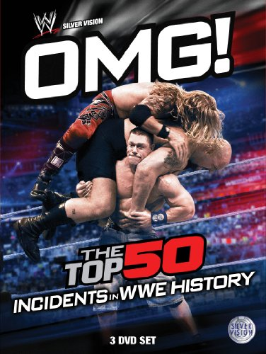 WWE - OMG! - The Top 50 Incidents In WWE History [DVD]