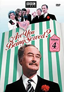 Are You Being Served?, Vol. 4 from BBC Home Entertainment