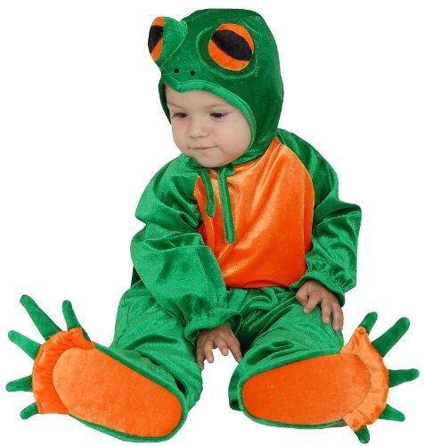 [Frog Costume - Toddler] (Child Frog Costume Pattern)
