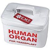 EMT Emergency Meal Transport Bag Human Organ For Transplant Funny Lunch Box