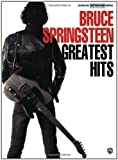 Bruce Springsteen Greatest Hits: Authentic Guitar Tab Edition by Springsteen, Bruce published by Warner Bros. Publications Inc.,U.S. (1996)