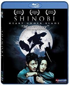 Shinobi(Spec.Edit)Blu-Ray