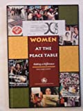 img - for Women at the peace table: Making a difference book / textbook / text book