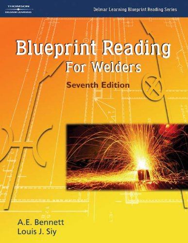 Blueprint Reading for Welders - Cengage Learning - DE-1401867235 - ISBN: 1401867235 - ISBN-13: 9781401867232