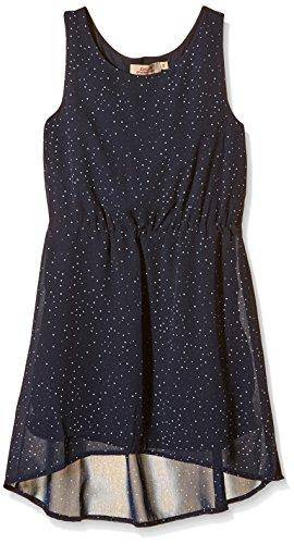 Ddp g9clem10 - robe - imprimé - fille - bleu...