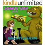Children's Book: Space Cop and the Gigantasaur (A Beautifully Illustrated Children's Picture Book) (Superhero Series, Book 3)