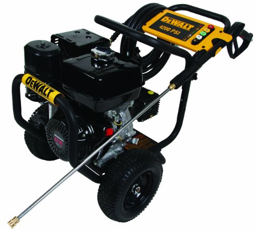 DEWALT DPW4240 4,200 PSI Honda GX390 Gas Powered Heavy Duty Pressure Washer (CARB Compliant)