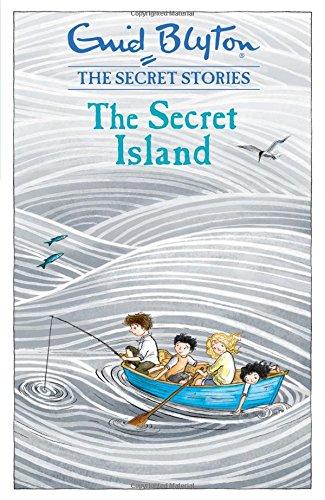 The Secret Island (Secret Series), by Enid Blyton