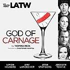 God of Carnage Hörspiel von Yasmina Reza,  Christopher Hampton - translation Gesprochen von: Simon Helberg, Amy Landecker, Josh Stamberg, Jocelyn Towne