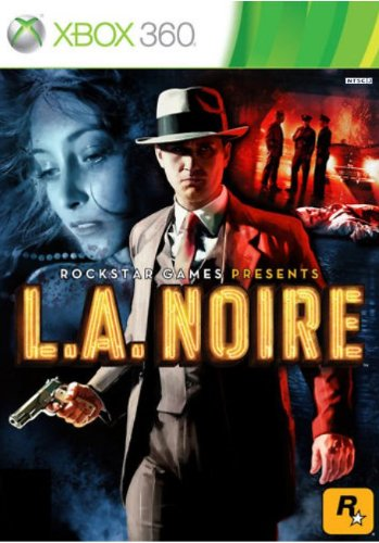 "L.A. Noire XBox 360 Video Game + ""The Naked City"" DLC (Region Free) (Hong Kong Version)"