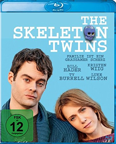 The Skeleton Twins (inkl. Digital Ultraviolet) [Blu-ray]