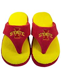 Happy Feet - Iowa State Cyclones - Comfy Flop Slippers