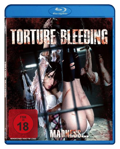 Torture Bleeding [Blu-ray]