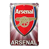 Football team Arsenal fc gun cannon and shield logo hard plastic case for ipad mini