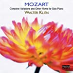 Mozart:  Complete Variations a