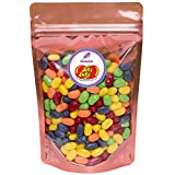 Jelly Belly Sugar Free Sours Jelly Beans 8oz - 1/2lb ( half pound) Sugar free candy in sealed Stand up Bag