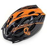DOPPELGANGER ヘルメット S-Lサイズ [頭周囲:54~59cm] 重量約250g軽量仕様 サイズ調整可能 取り外し可能専用バイザー付属 蒸れ防止ベンチレーションホール配置 衝撃吸収インナーパッド DH001