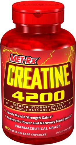 MET-Rx - Creatine 4200 Capsule 120