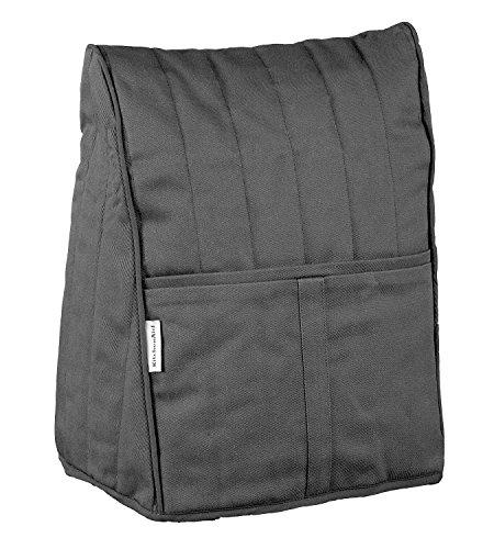 KitchenAid KMCC1OB Stand Mixer Cloth Cover - Onyx Black (Kitchen Aid Mixer Bowl Cover compare prices)