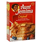 Aunt Jemima Original Pancake & Waffle...