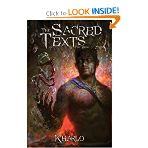 The Sacred Texts: The Book of Azrael (The Sacred Texts Series 1)