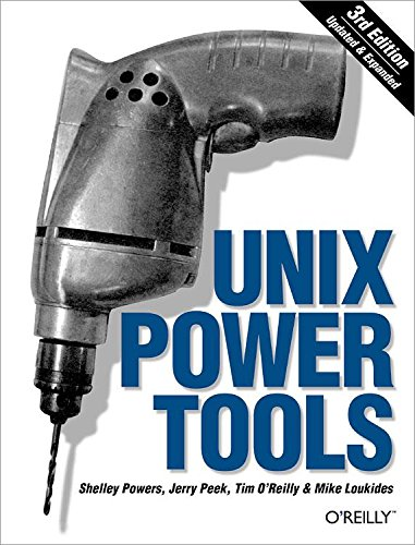 Unix Power Tools, Third Edition