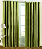 Zesture Eyelet Polyster 2 Piece door curtain set - 4 x 7 FT