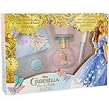 Cinderella Coffret Eau de Toilette 30 ml + Lipgloss + Ombre à Paupières + Trousse