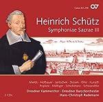 Symphoniae Sacrae III - Sch�tz-Gesamt...
