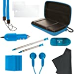 Nintendo 3DS 13-In-1 Gamer Pack - Blu...