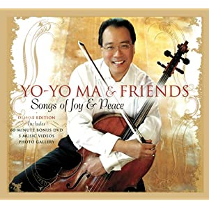 Yo Yo Ma & Friends - Songs of Joy & Peace (Deluxe Version) [iTunes Plus AAC M4A] (2008)