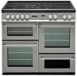 Leisure RCM10FRSP 100cm Range Cooker