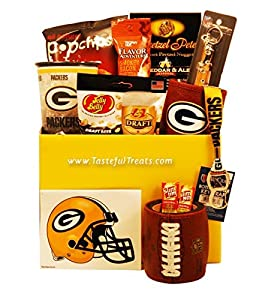 Green Bay Packers Touchdown Gift Basket