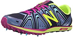 New Balance Women\'s WXC700 Spike Running Shoe, Blue/Purple, 9 B US