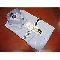 (ジェイプレス) J.PRESSメンズ長袖ボタンダウンシャツ ブルー ブロードクロス