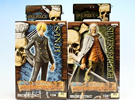 One Piece DX Figure THE GRANDLINE MEN vol.6 ONE PIECE anime Banpresto (all two full set) (japan import)