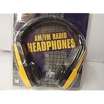 Electro Brand Am/fm Radio Headphones Model 222