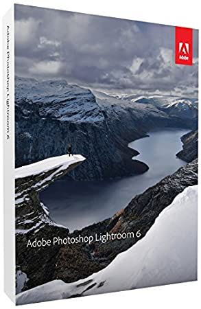 Adobe Photoshop Lightroom 6 (PC/Mac)
